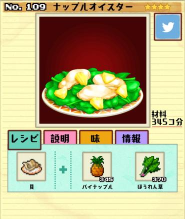 Dish No. 109
