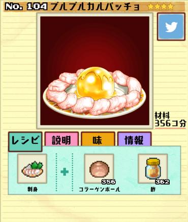 Dish No. 104