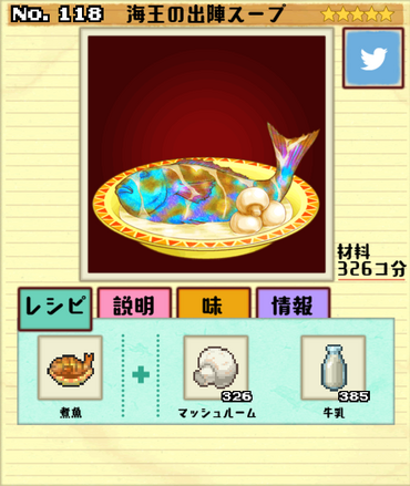 Dish No. 118