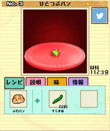 Dish No. 3
