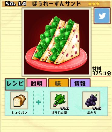 Dish No. 14