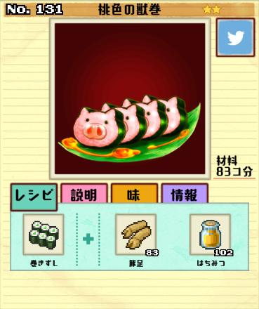 Dish No. 131