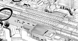 Yumide City station
