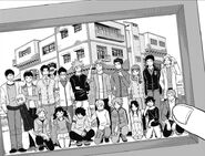Old Border member (manga)