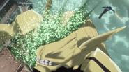 Karasuma Blade Shift anime