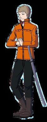 Kuniharu Kakizaki (manga) 2