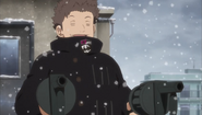 Kitazoe meteora anime