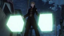 Izumi Full Attack anime