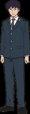 Shinoda anime