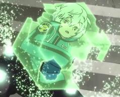 Yuuma Full Guard anime