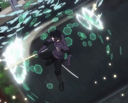 Miwa Shield anime