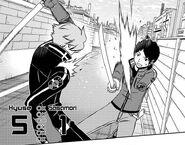 Hyuse vs Sasamori