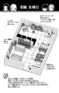 Azuma Unit's Operation Room (Manga)