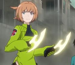 Kirie Sougetsu anime
