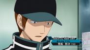 Tetsuji Arafune (anime) 2