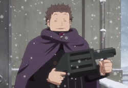 Kitazoe Bagworm anime