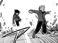 Koarai and Okudera flee (173)