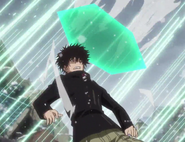 Kageura Shield anime