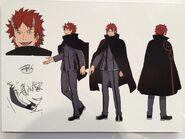 Lamvanein anime design (AniJa 2015)