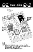 Arafune unit's operation room (manga)