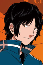Kyosuke Portrait