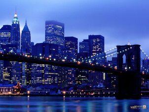 Manhattan-Skyline-From-Brooklyn-New-York