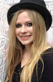 Avril Lavigne before her rise to power