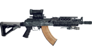 AK-103 used by GROM