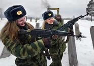 Russian border guards