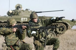 CSTO Collective Security Treaty Organization military exercise 2010 001