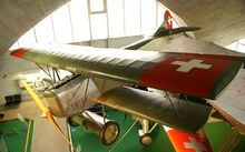 800px-Swiss Fokker D VII