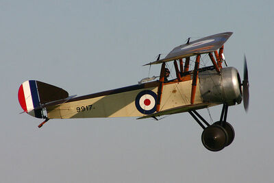 800px-Sopwith Pup 9917 (G-EBKY) (6736515331)