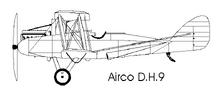 Airco dh9