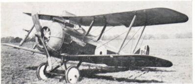 Airco D.H.5 01