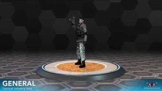 World War Online - General (Tactical Infantry Unit)