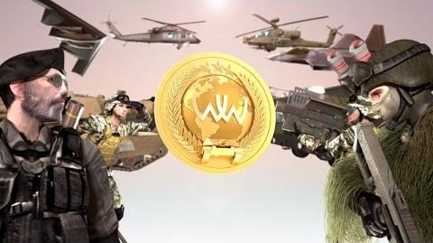 World War Online - Pure PVP MMORTS with Real-Life Medals