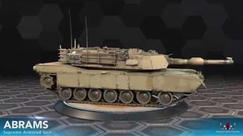 World War Online - Abrams (Supreme Armored Unit)