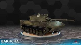 World War Online - Bakhcha (Normal Armored Unit)