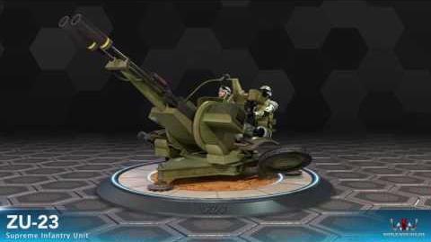 ZU-23 Unit Spotlight - World War Online