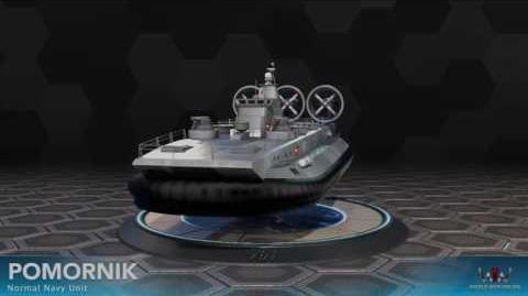 World War Online - Pomornik (Normal Navy Unit)