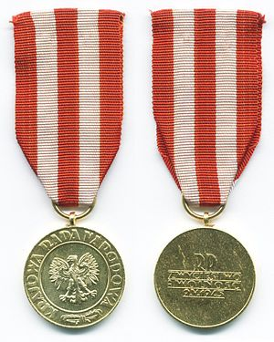 Medal of Victory and Freedom 1945