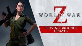 World War Z - Proving Grounds Update Trailer