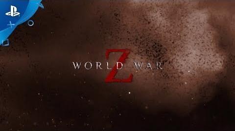 World War Z – PSX 2017 Reveal Trailer PS4