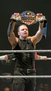 Ambrose USA Champion