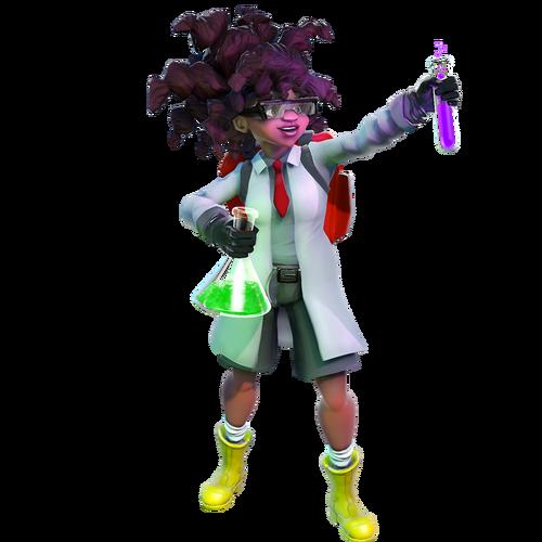 Human epic researcher