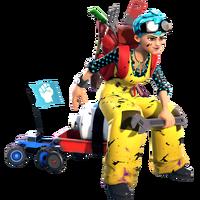 Survivor5 legendary Operator