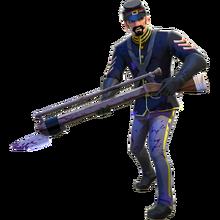 Survivor6 mythic General