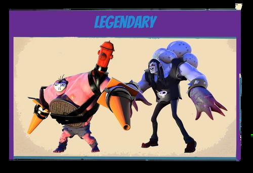 Zombies-legendary