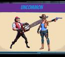 Survivors - Uncommon