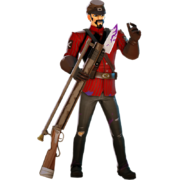 Survivor5 legendary Colonel